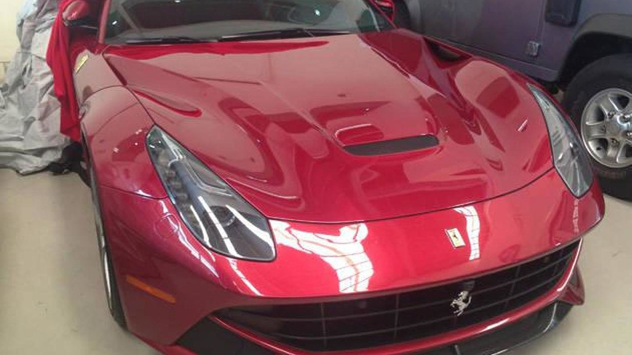 First Ferrari F12 Berlinetta in Philippines 06.08.2013