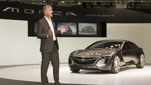 Opel / Vauxhall Vice President of Design Mark Adams