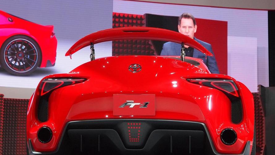 Toyota FT-1 konsepti yeni Supra'yı temsil ediyor olabilir