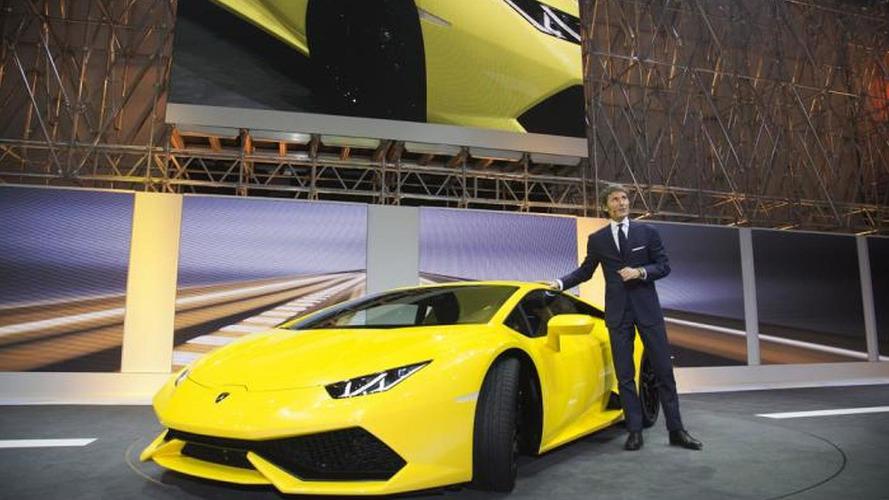 Lamborghini Huracan roars into Geneva with 610 HP