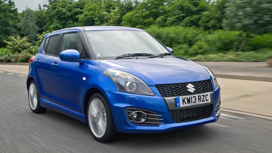 Suzuki Swift Sport available as a five-door in UK
