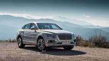 Bentley Bentayga Coupe render