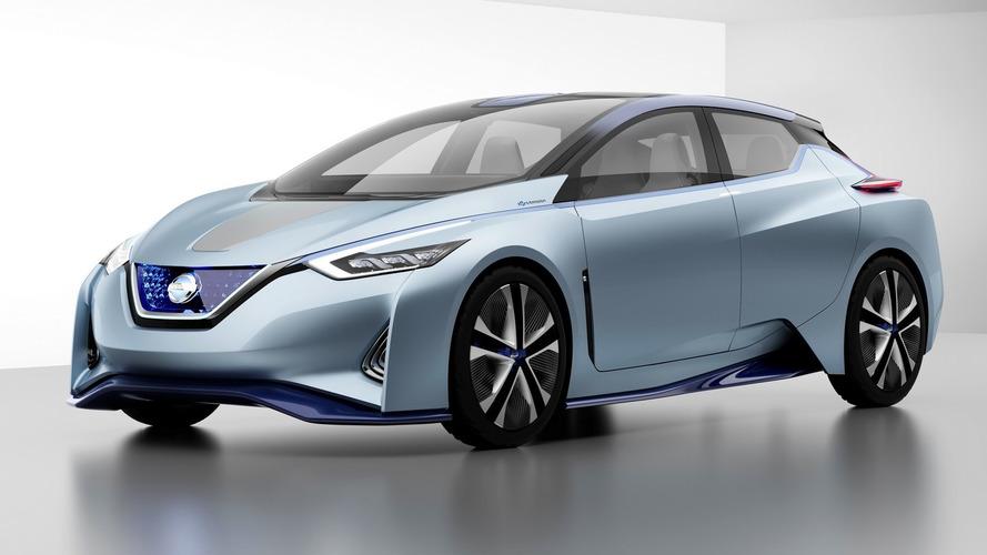 Nissan Leaf yarı otonom bir araç olacak