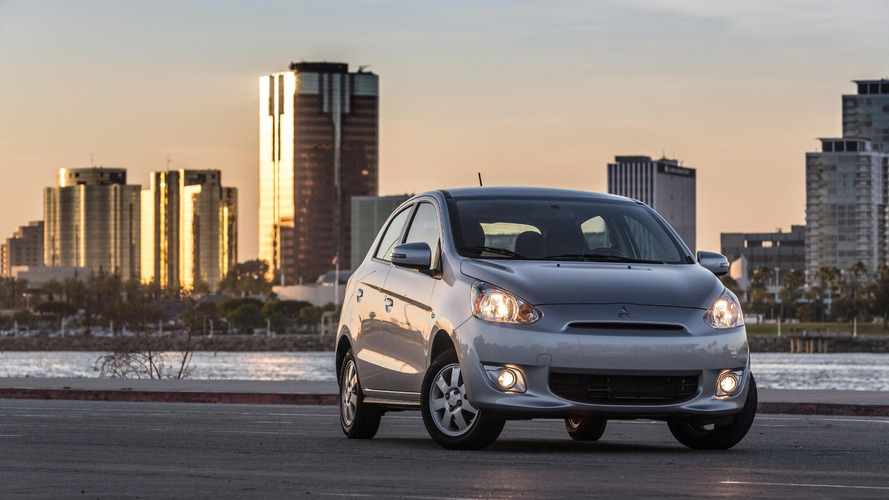 Mitsubishi Mirage Rockford Fosgate Edition announced