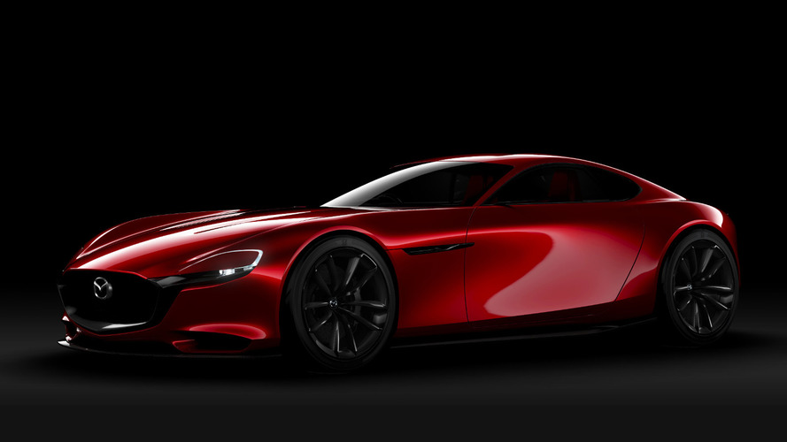 Mazda RX-Vision : bientôt en production ?