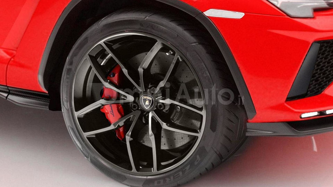2018 Lamborghini Urus Render Motor1 Com Photos