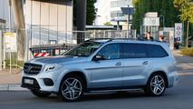2016 Mercedes GLS Spy photo