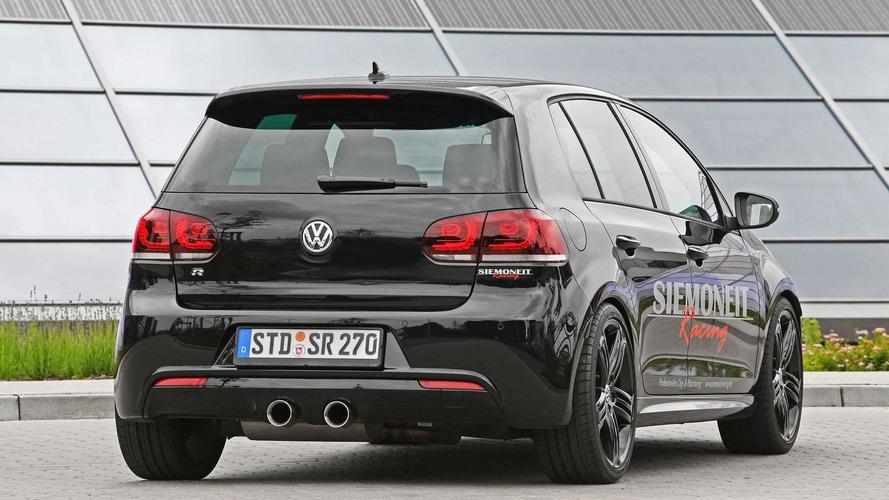 Volkswagen Golf R by Siemoneit Racing