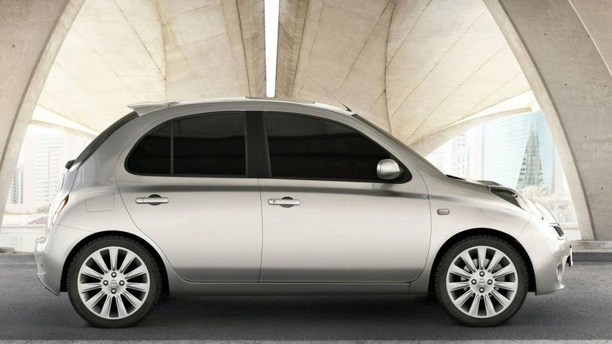 Nissan Micra Minor Facelift (UK)
