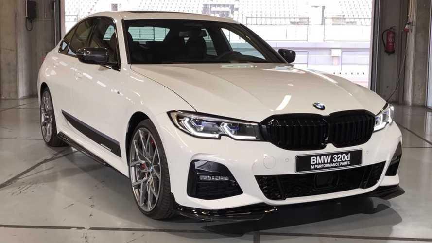 VIDÉO - Tour du propriétaire de la BMW Série 3 M Performance Parts