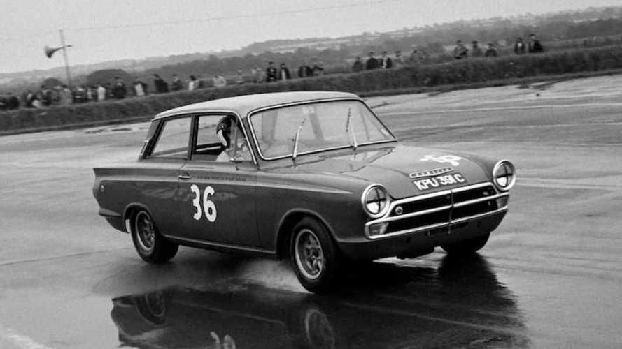Lotus Cortina, ex Jackie Stewart y Jacky Ickx, en venta