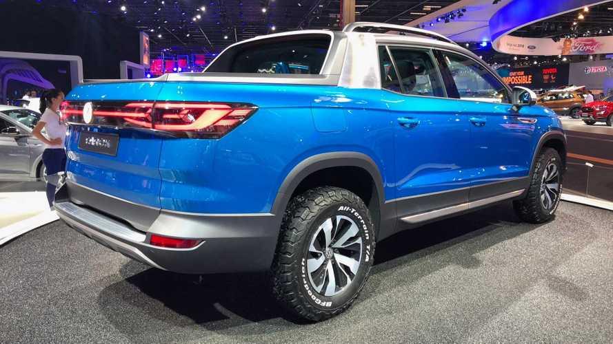 Volkswagen Tarok Concept - Salão de SP 2018