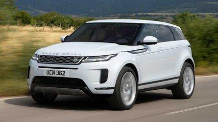 New Range Rover Evoque has class-leading residual values