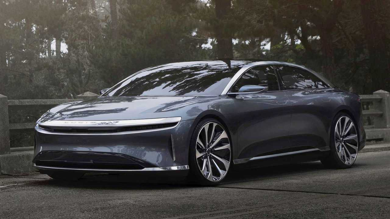 Lucid Air carro eletrico