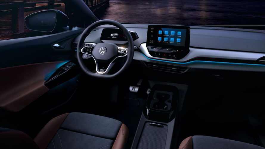 Volkswagen ID.4: le foto degli interni