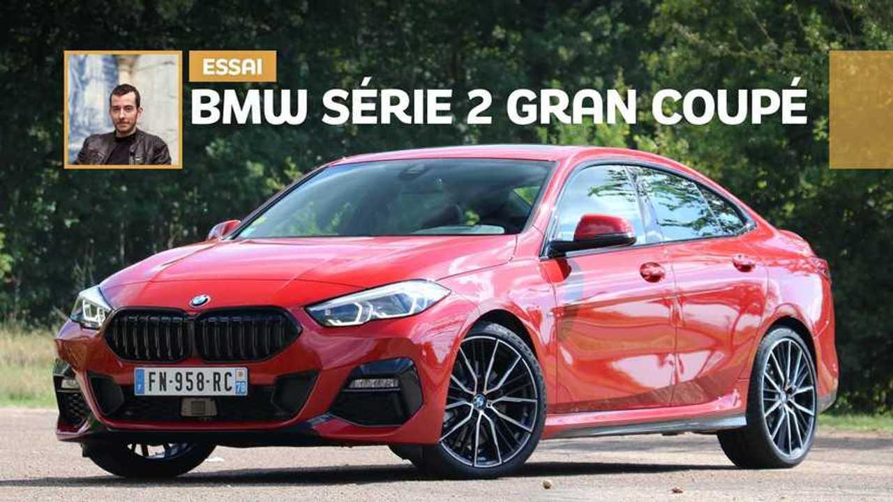 Essai BMW Série 2 Gran Coupé (2020)