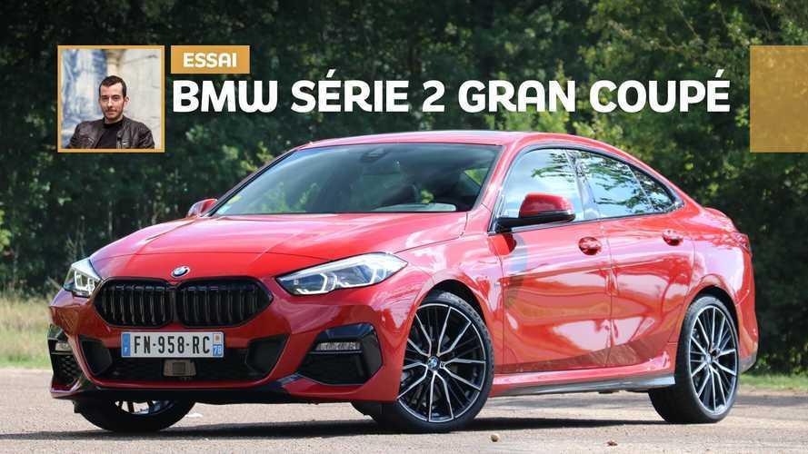 Essai BMW Série 2 Gran Coupé (2020) - Cultiver sa différence