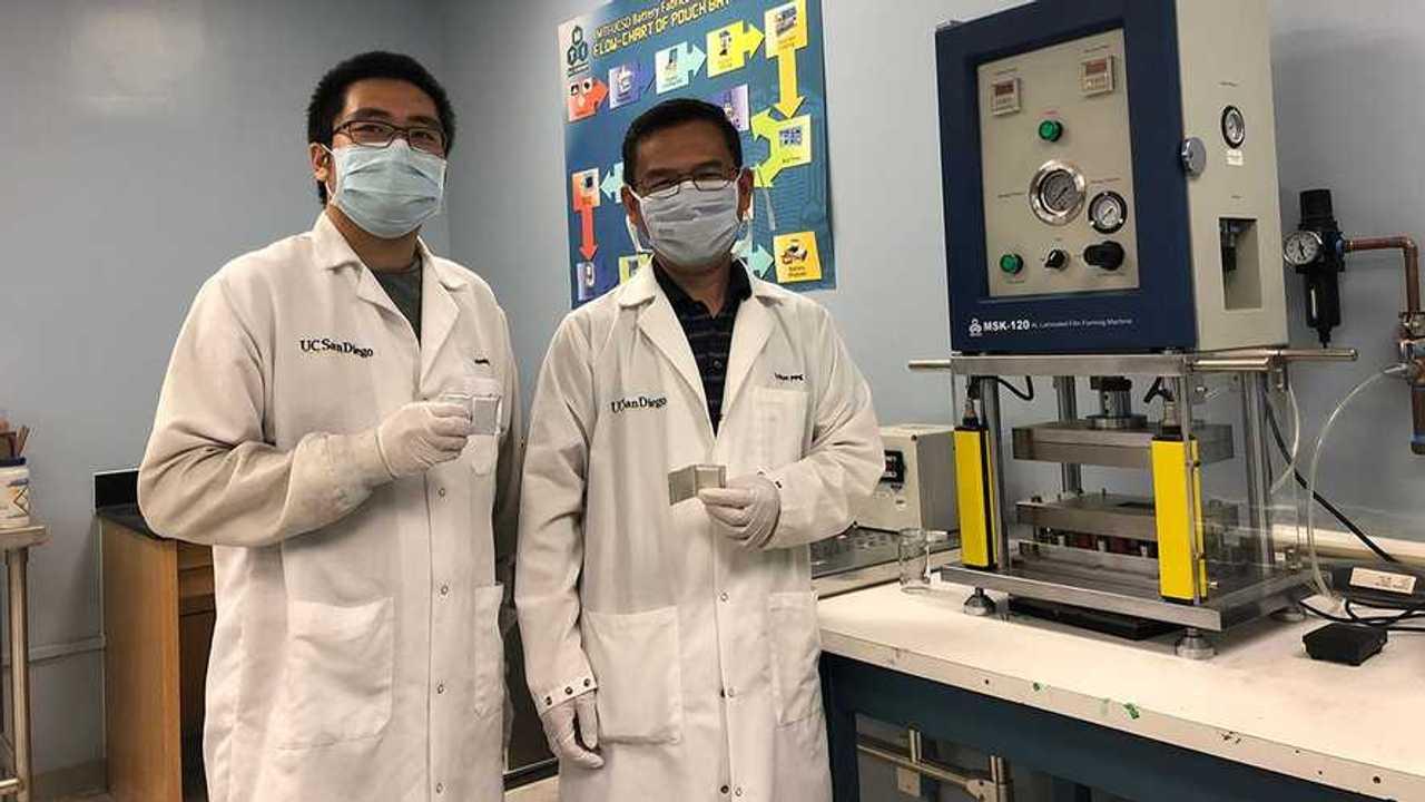 Dall'Università della California un nuovo anodo a ricarica super-rapida