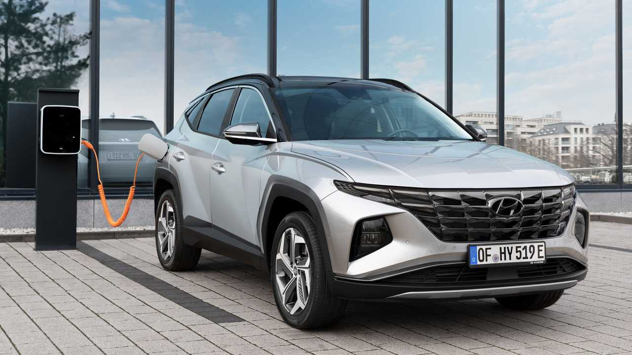 Novo Hyundai Tucson 2021 PHEV