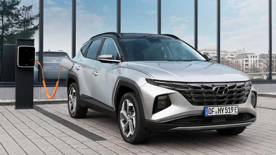 Novo Hyundai Tucson híbrido plug-in estreia no inicio de 2021 na Europa