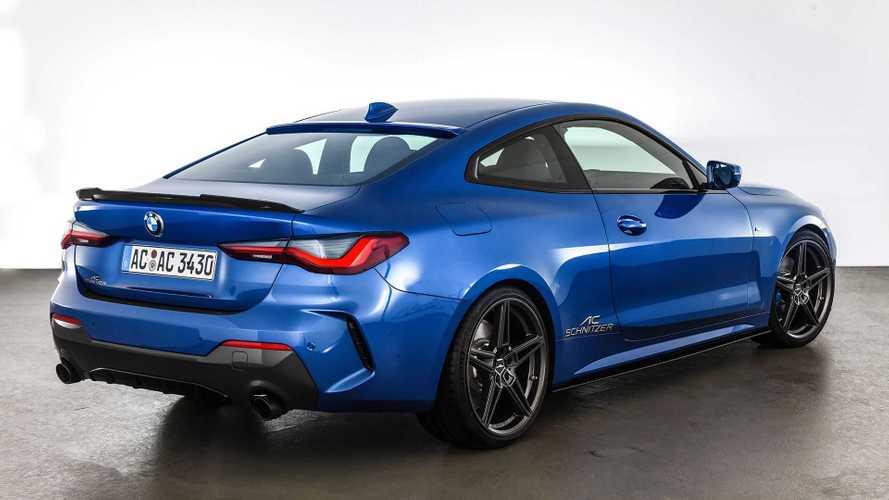 BMW Serie 4 Coupé de AC Schnitzer