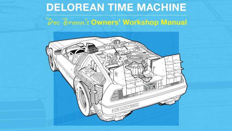 Doc Brown'ın DeLorean kullanım kılavuzu satışa çıktı