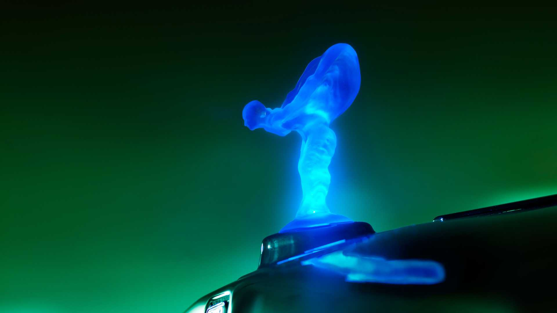 Rolls-Royce's illuminated Spirit Of Ecstasy banned by European Union  image