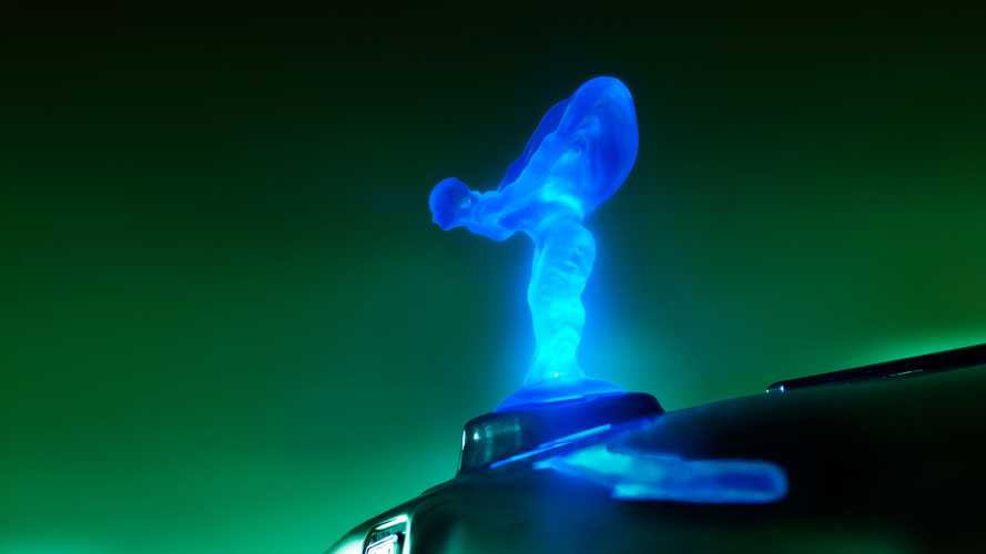 Rolls-Royce's illuminated Spirit Of Ecstasy banned by European Union