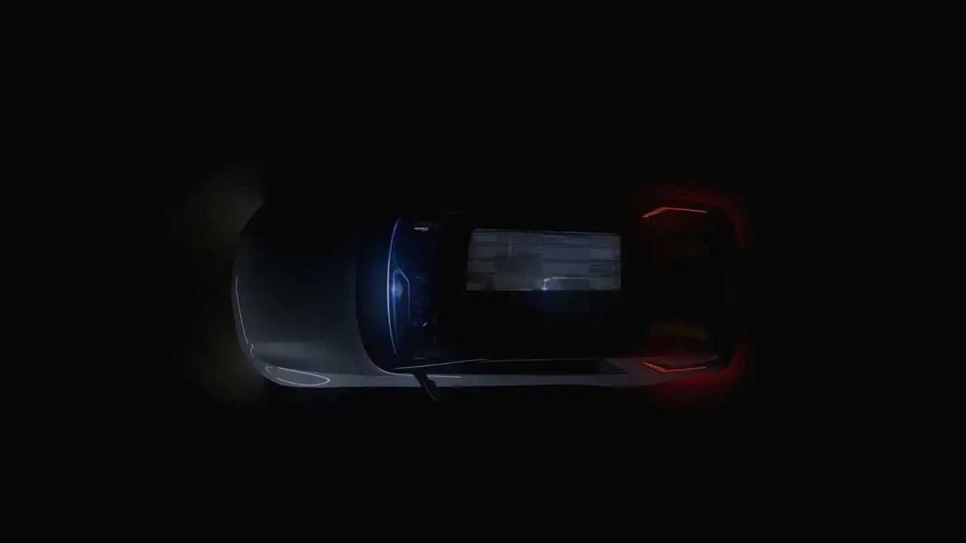 Cadillac Celestiq Teasers Top