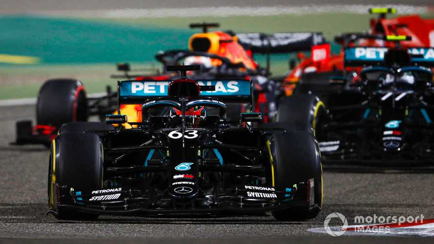 Russell: Losing victory twice in Bahrain 'really bloody hurts'