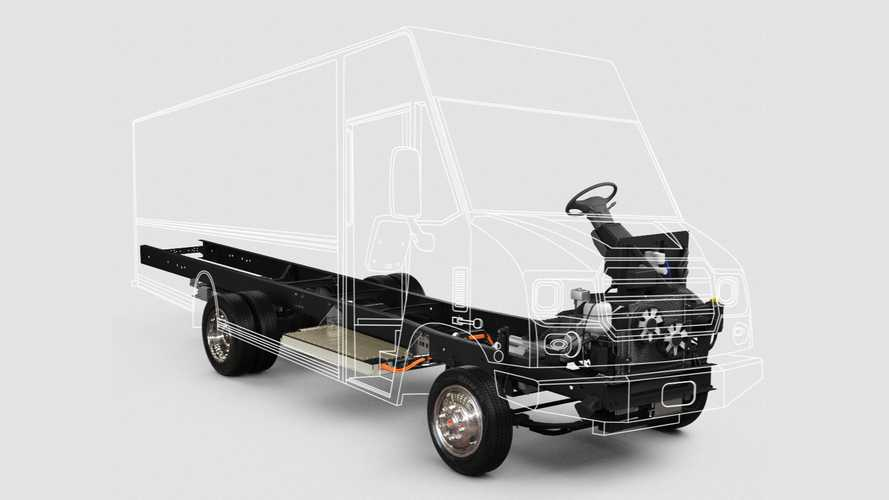 Motiv Power Systems Announces 5th Generation Medium-Duty EPIC Chassis