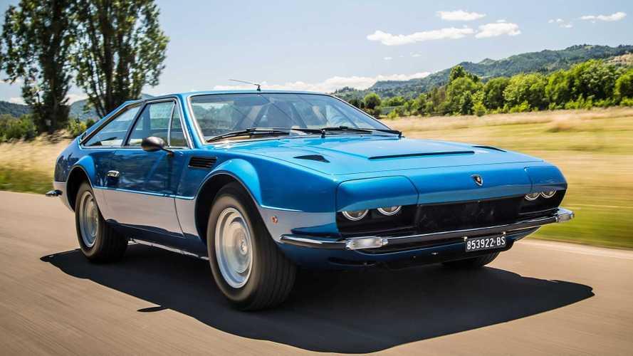 Lamborghini Jarama (1970-1976): Kennen Sie den noch?