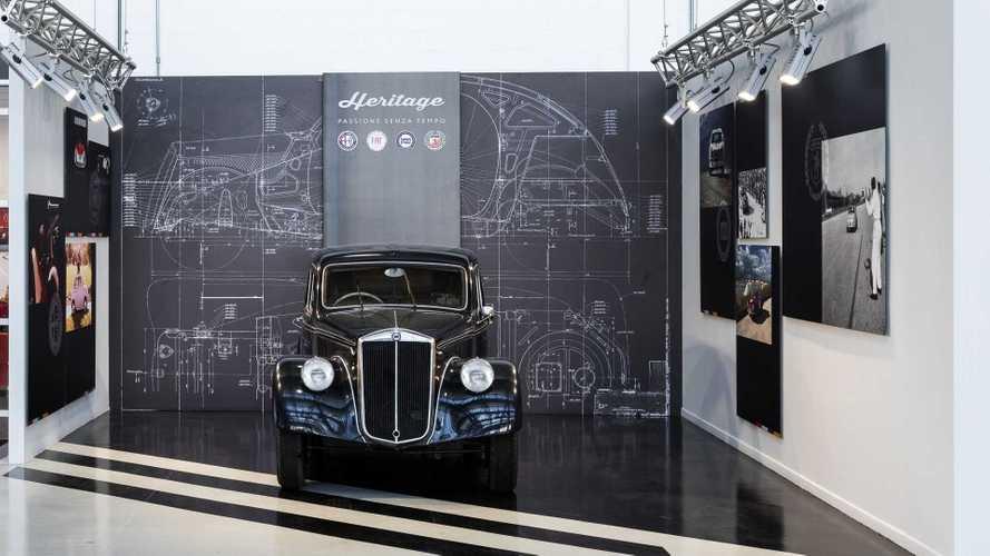 Si rinnova la casa di Fiat, Alfa Romeo, Lancia e Abarth classiche