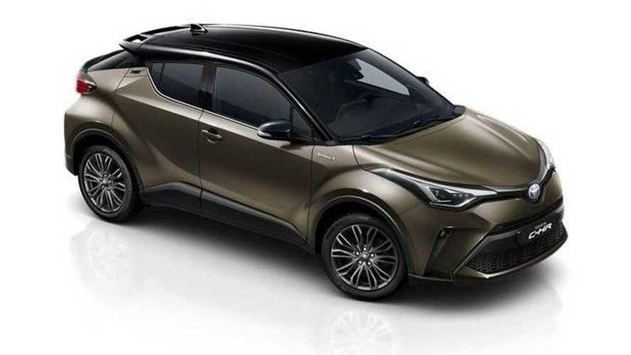 2021 Toyota C-HR GR Sport (Europe)