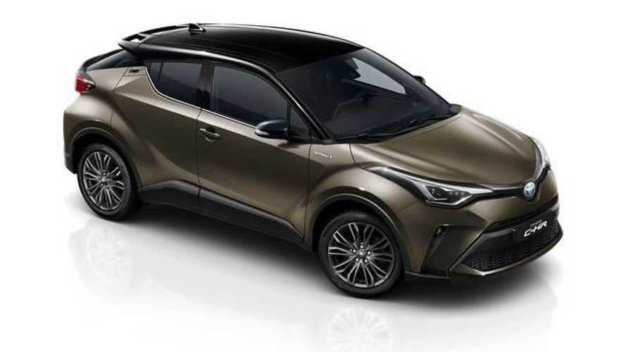 Toyota C-HR GR Sport arrives in the UK with prices from £31,395