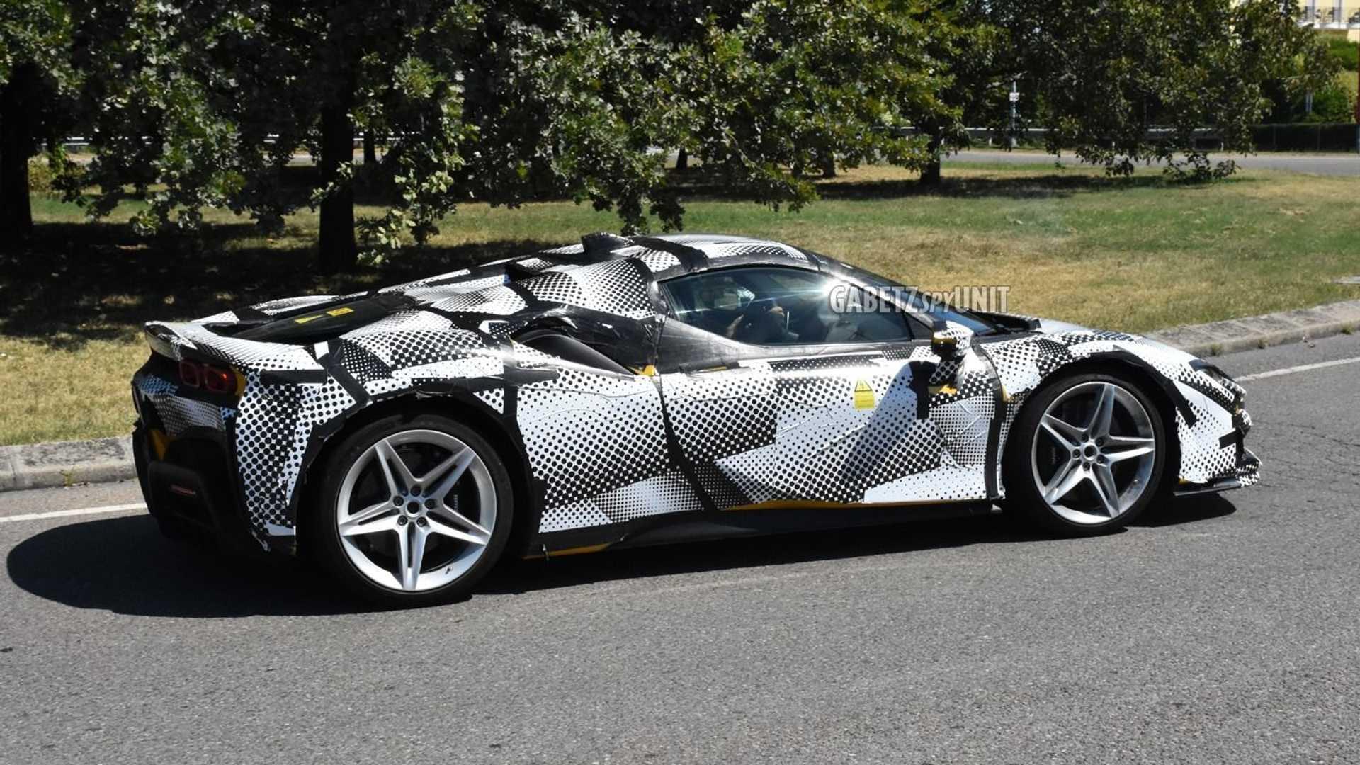 Ferrari Spider News And Reviews Motor1 Com