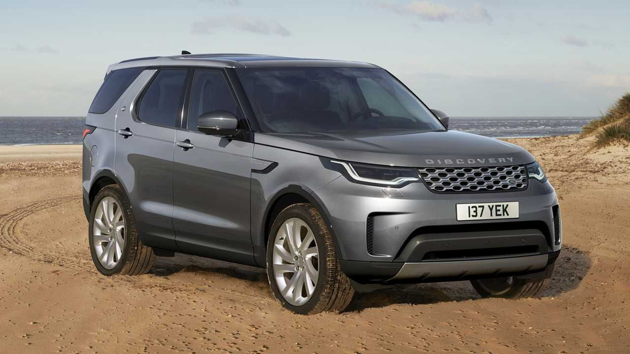 Land Rover Discovery restyling 2021