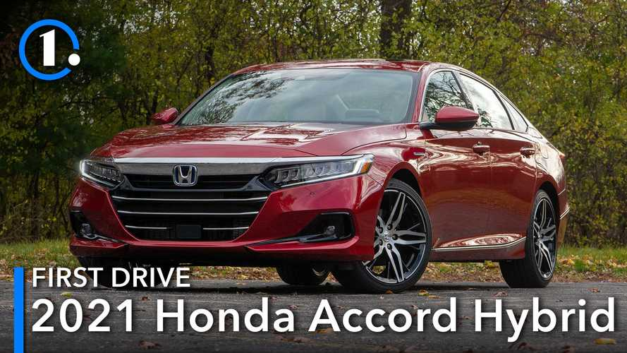 2021 Honda Accord Hybrid First Drive Review: The Hybrid Effect