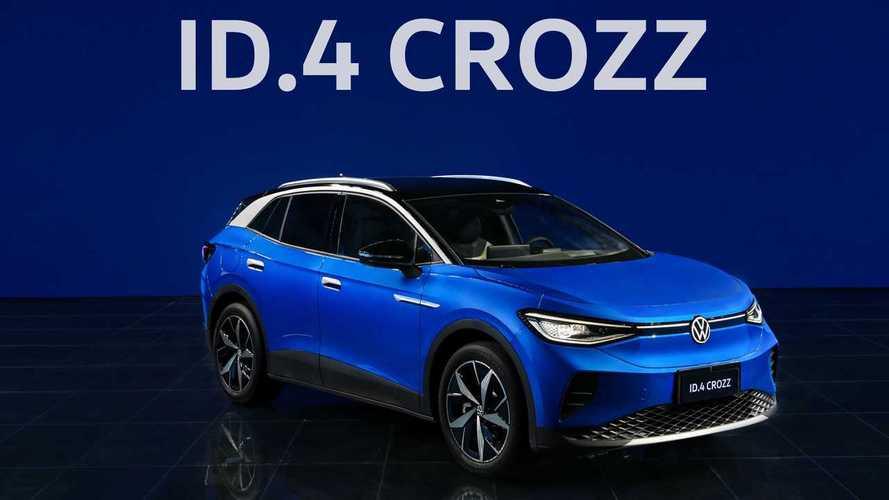 FAW-Volkswagen's ID.4 CROZZ
