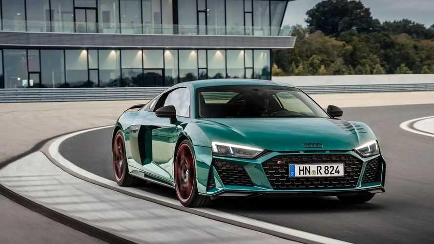 Audi R8 dies in Australia due to specific V10 tune no longer in production