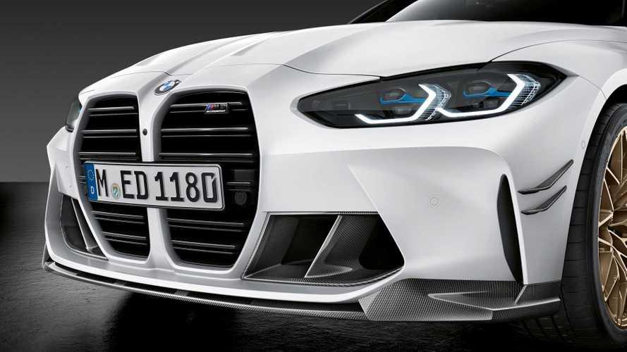 2020 BMW M3, M4 Competition, resmi reklamlarda yarışa tutuşuyor