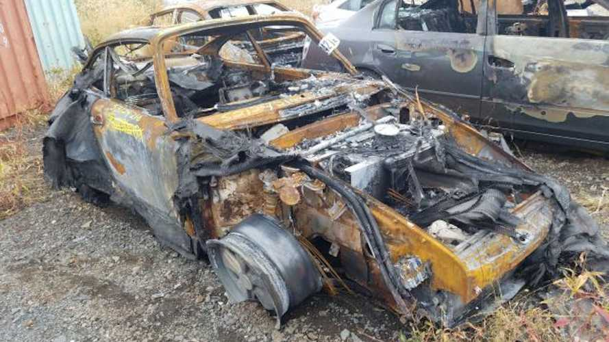 Porsche 911 By Singer For Sale On Copart Will Probably Go For Cheap