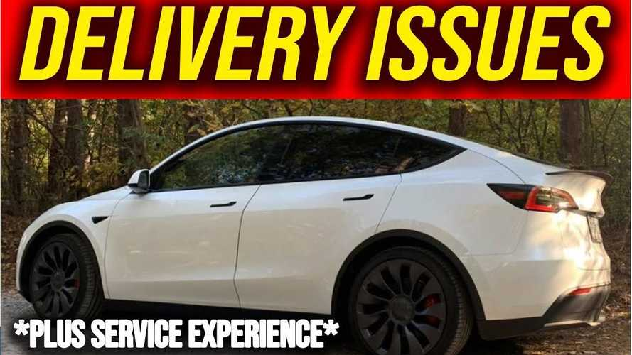 Tesla Model Y Delivery Issues, 1st Service Visit: What You Need To Know