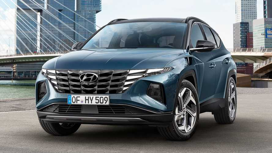 Yeni nesil Hyundai Tucson çok gösterişli