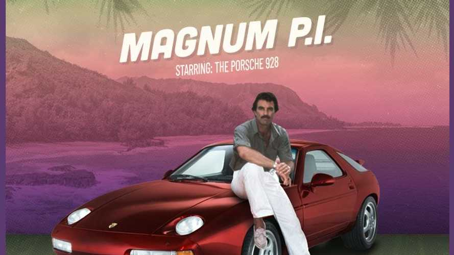 Magnum P.I. In A Porsche? These Cars Were Understudies In Hollywood History