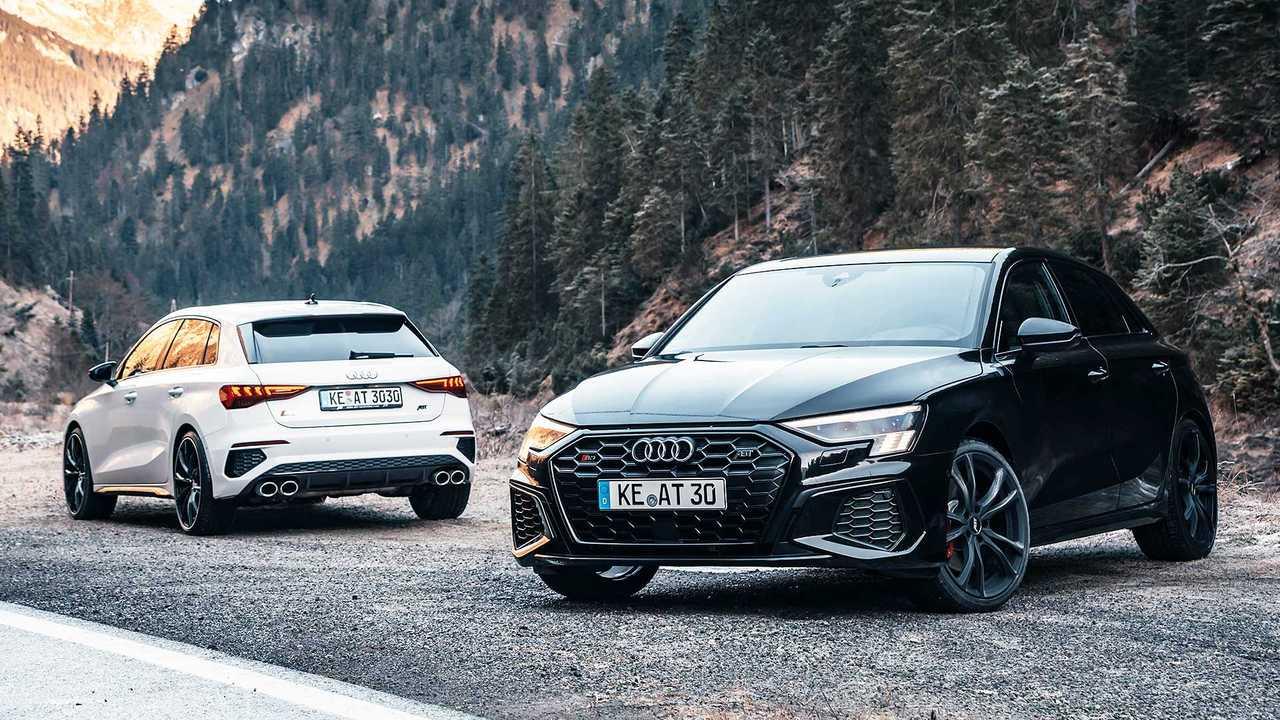 ABT nuova Audi S3 Sportback
