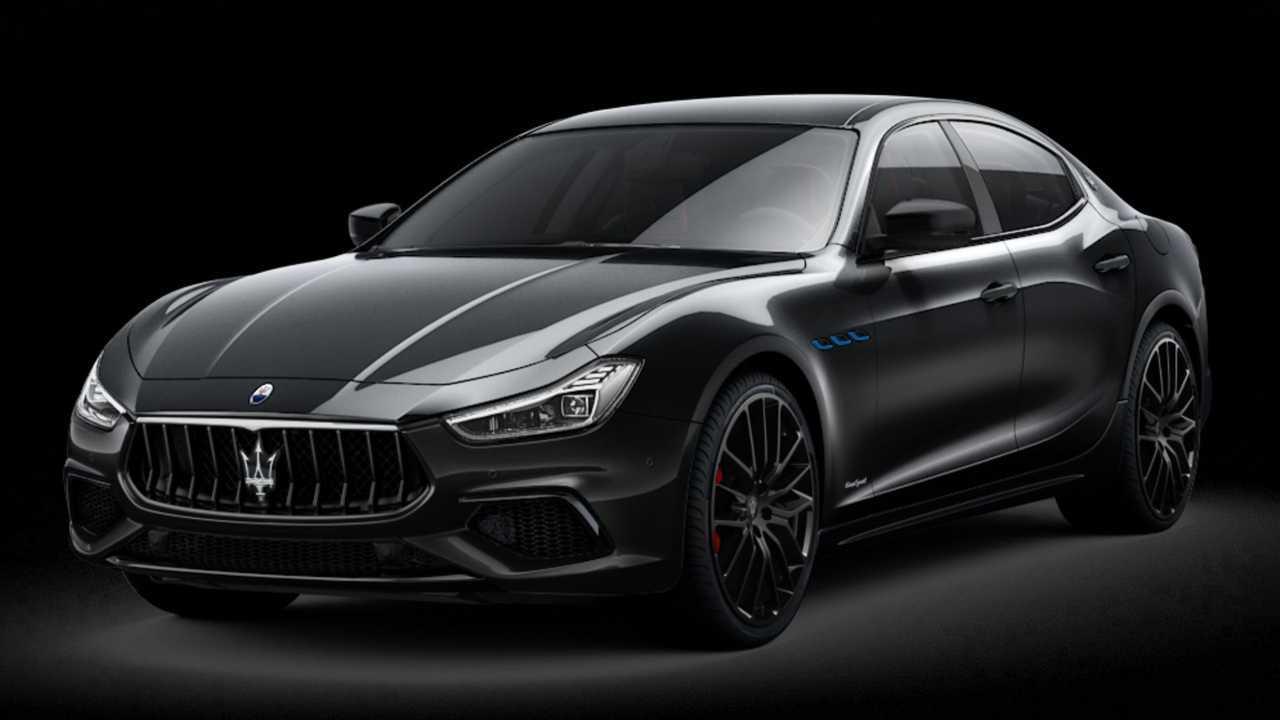 Maserati Ghibli Hybrid Sportivo X