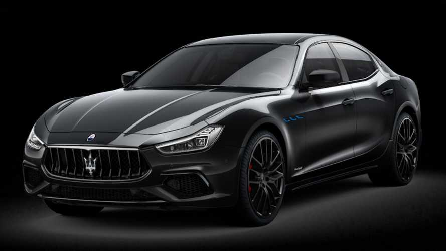 Maserati Ghibli and Levante get new Sportivo special editions in UK