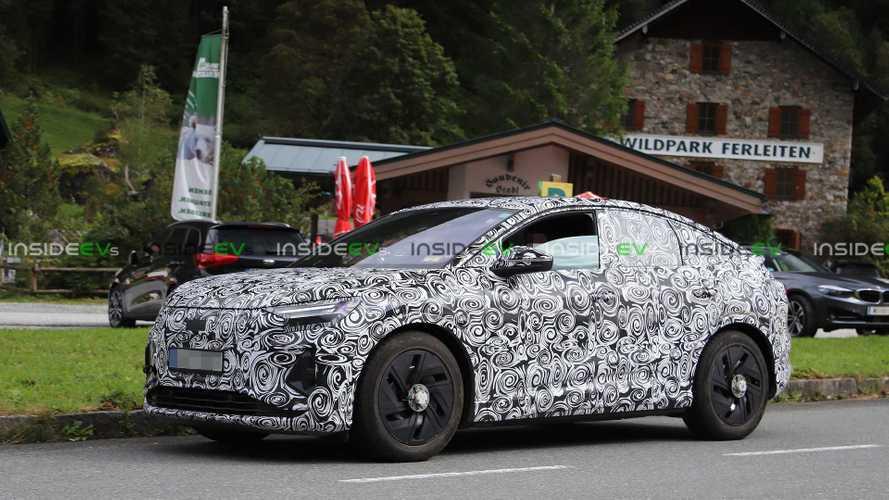 2021 Audi Q4 Sportback e-tron and Q4 e-tron