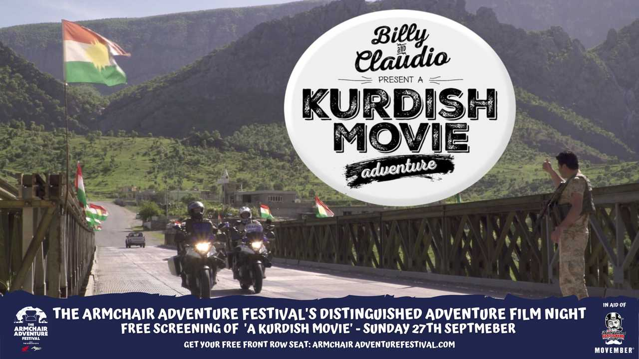 Armchair Adventure Festival Presents 'A Kurdish Movie'